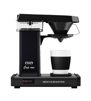 Moccamaster - cup one matt black