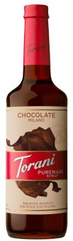 Torani - Chocolate Milano - Puremade - 750ml